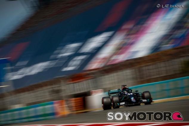 Mercedes en el GP de España F1 2020: Sábado - SoyMotor.com