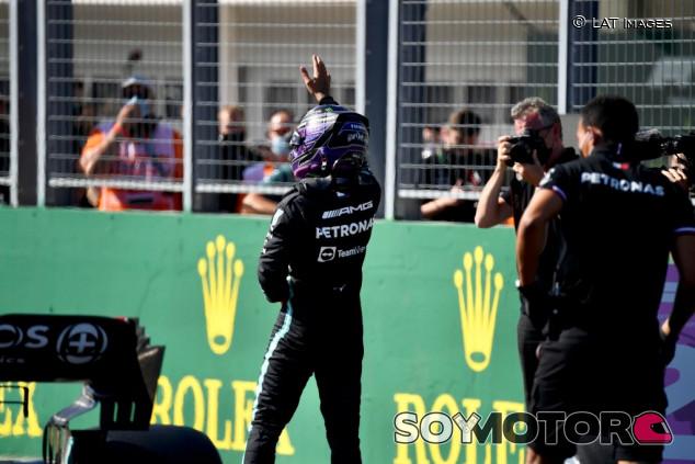 """Hamilton responde al ataque de Grosjean: """"No entiende el trabajo, quizá por eso ya no está aquí"""" - SoyMotor.com"""