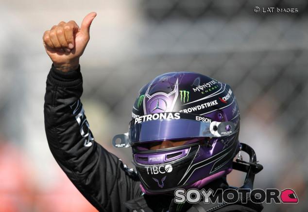 Los números hablan: por qué Hamilton no fue tan maquiavélico en la clasificación de Hungría - SoyMotor.com