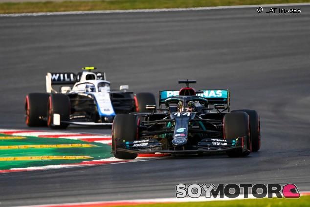 Williams renueva con Mercedes para 2022: compartirán motor y cajas de cambio - SoyMotor.com