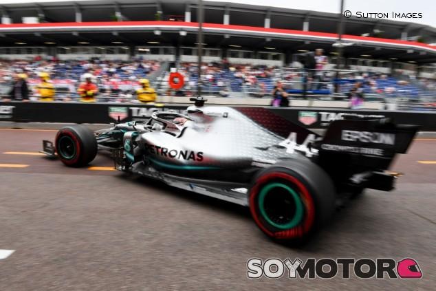 Mercedes en el GP de Mónaco F1 2019: Viernes – SoyMotor.com