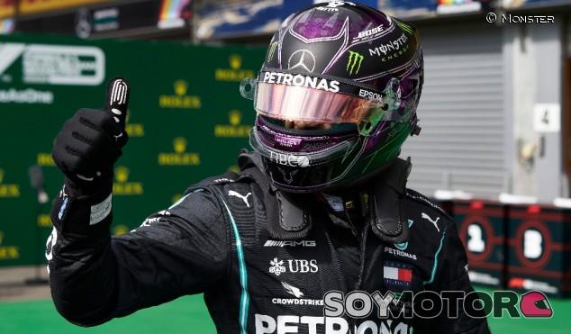 """Hamilton puede igualar a Schumacher esta semana: """"Nunca he sido una persona de récords""""  - SoyMotor.com"""