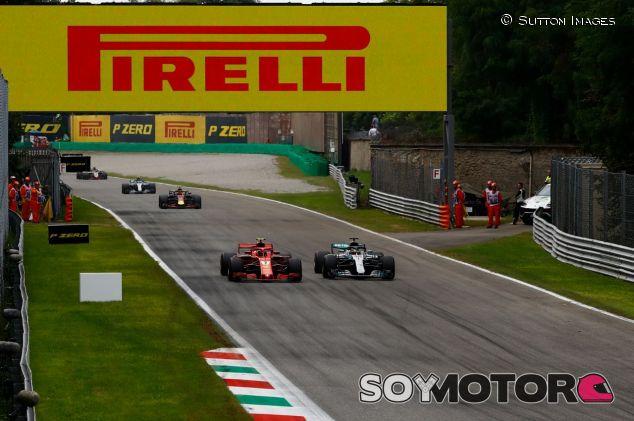 Lewis Hamilton y Kimi Räikkönen en Monza – SoyMotor.com
