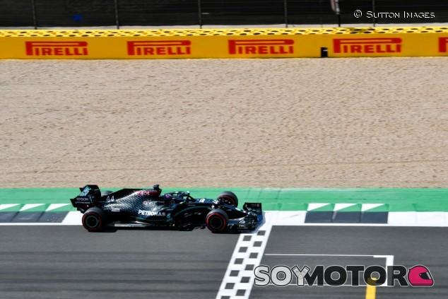 Mercedes en el GP de Gran Bretaña F1 2020: Sábado - SoyMotor.com