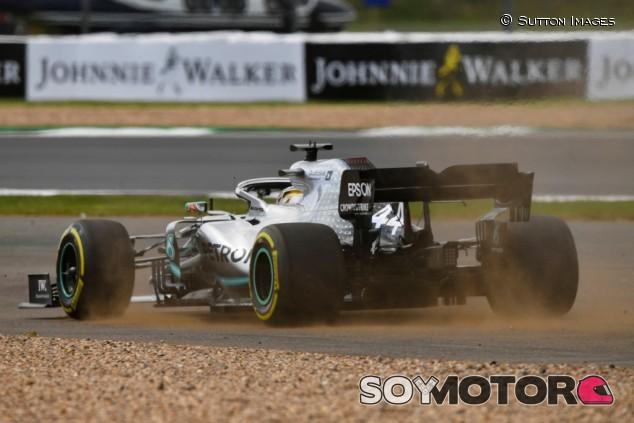 Mercedes en el GP de Gran Bretaña F1 2019: Viernes – SoyMotor.com
