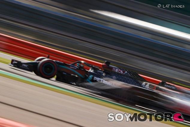 GP del 70º Aniversario F1 2020: Libres 3 Minuto a Minuto - SoyMotor.com