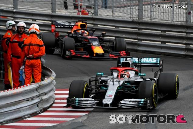 Verstappen, nombrado Piloto del Día en el GP de Mónaco F1 2019 – SoyMotor.com