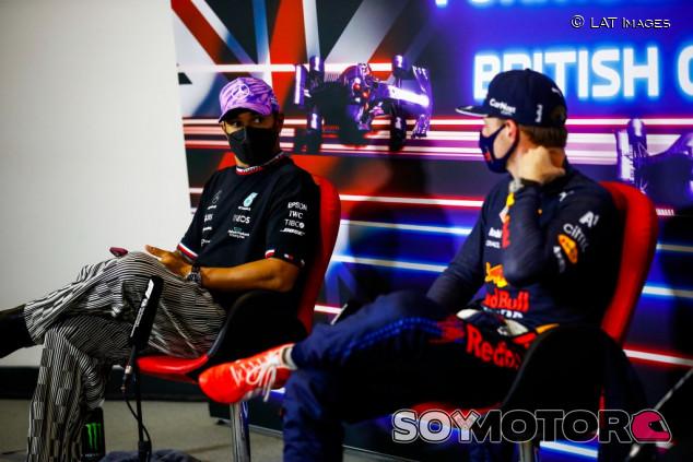 """Mercedes ve a Red Bull favorito: """"Por supuesto que somos más lentos"""" - SoyMotor.com"""