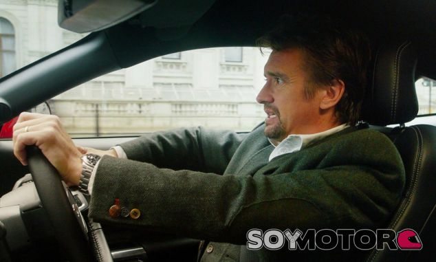 Richard Hammond vuelve a sufrir un accidente - SoyMotor.com