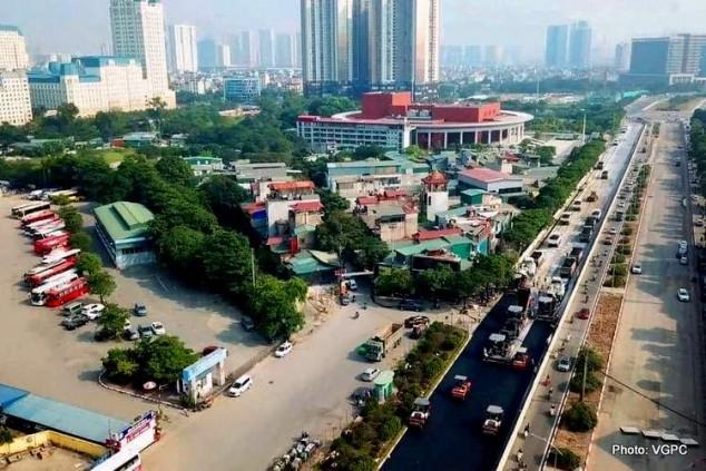 El promotor del GP de Vietnam muestra los progresos del circuito - SoyMotor.com