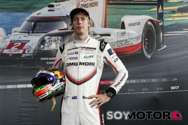 Brendon Hartley - SoyMotor.com