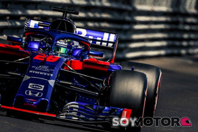 Brendon Hartley en Mónaco - SoyMotor.com