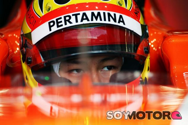 Haryanto por el momento no tiene contrato para el GP de Bélgica - LaF1