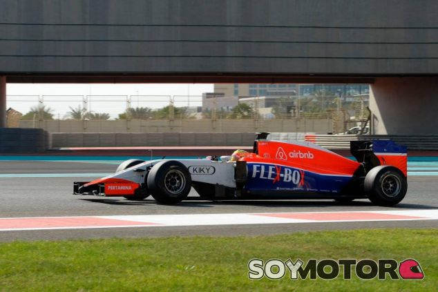 ¿Volverá Haryanto a pilotar para Manor como en los tests de Abu Dabi? - LaF1