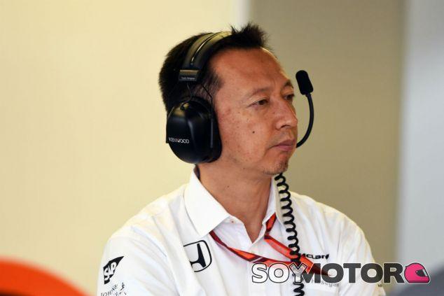 Yusuke Hasegawa durante un GP esta temporada - SoyMotor.com