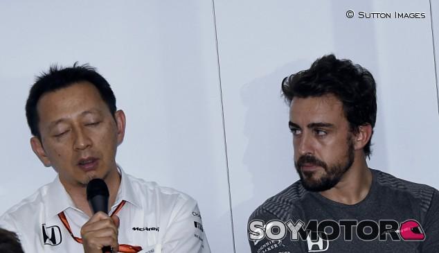 """Alonso: """"Espero que la victoria de Honda sea la primera de muchas""""– SoyMotor.com"""