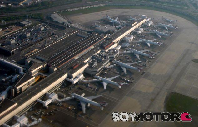 Aeropuerto de Heathrow - LaF1
