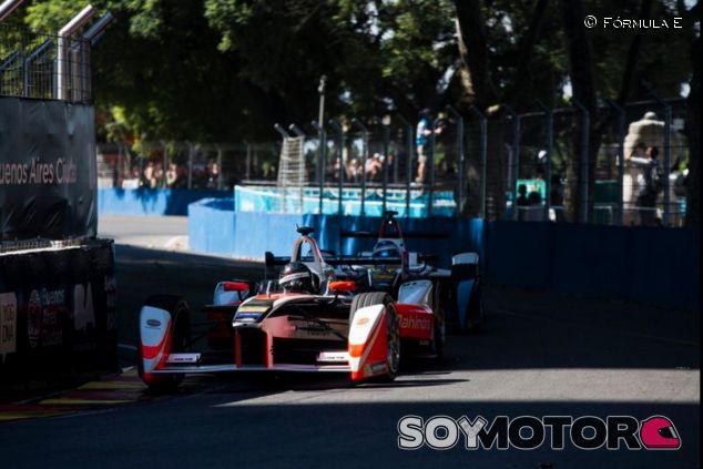 Nick Heidfeld está muy contento con la Fórmula E - LaF1
