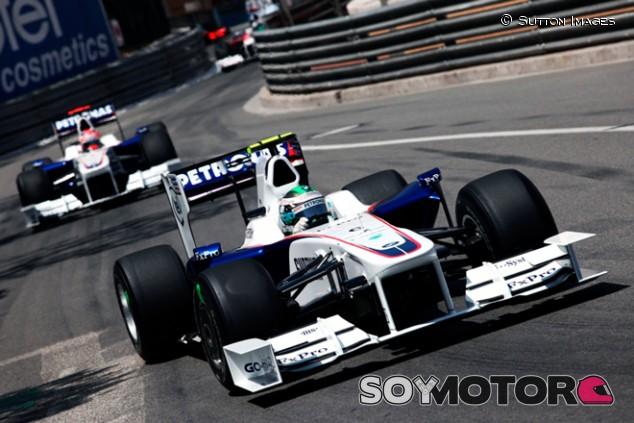 """Heidfeld niega favoritismo en BMW: """"Lo que decía Kubica no era verdad"""" - SoyMotor.com"""