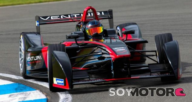 """Heidfeld responde a Vettel: """"La Fórmula E no puede competir contra la Fórmula 1"""""""