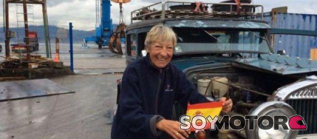 Vuelta al mundo con casi 80 años en un Hudson: la edad no importa - SoyMotor.com