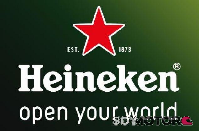 Heineken aumentará su presencia en la Fórmula 1 - LaF1