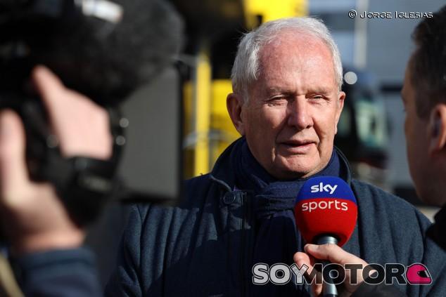 """Marko: """"Quizás la Fórmula 1 es demasiado difícil y agotadora para la mujer"""" - SoyMotor.com"""