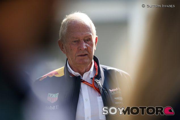 Helmut Marko en México - SoyMotor.com