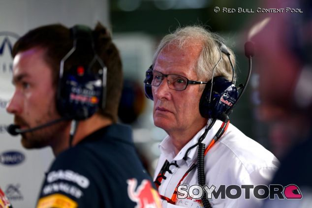 Helmut Marko - LaF1.es