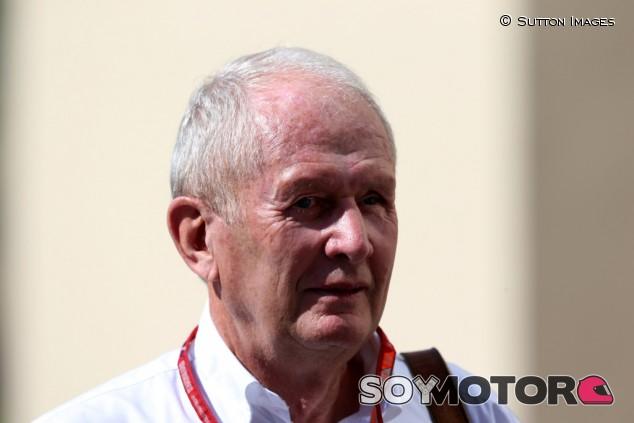 Marko denuncia trato de favor de Pirelli a Mercedes - SoyMotor.com