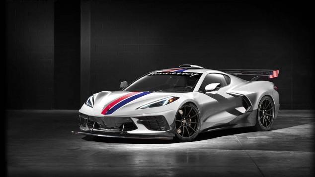 Hennessey anuncia 1.200 caballos para su 'kit motor' del Corvette C8 - SoyMotor.com
