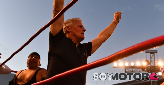 Herbert anima a Liberty Media a enfrentarse a los equipos grandes - SoyMotor.com