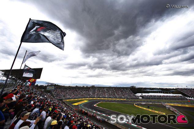 Autódromo Hermanos Rodríguez - LaF1