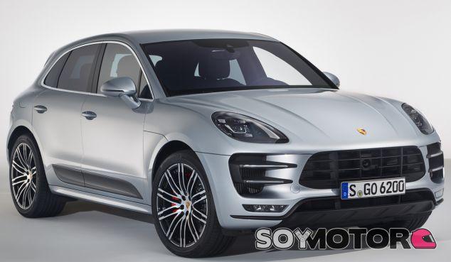 La parte mecánica es la que recibe más novedades en el Porsche Macan Turbo Performance Package - SoyMotor
