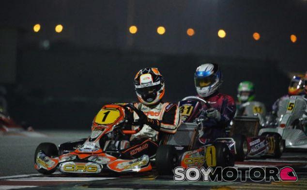 Pedro Hiltbrand en Baréin - LaF1