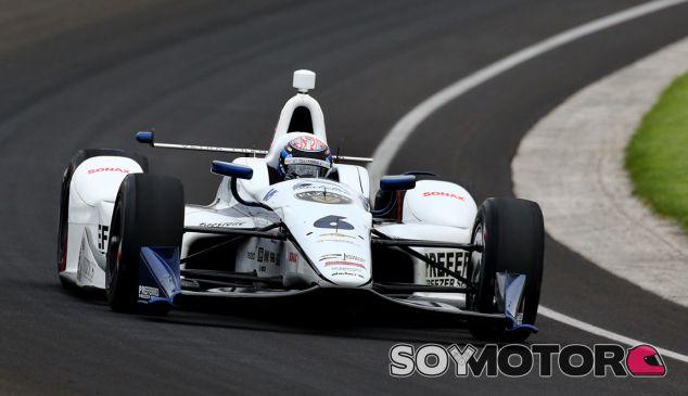 John R. Hildebran en IndyCar - SoyMotor.com