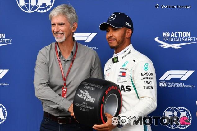 "Hill aconseja a Verstappen: ""Para ganar a Hamilton hay que incomodarlo"" - SoyMotor.com"