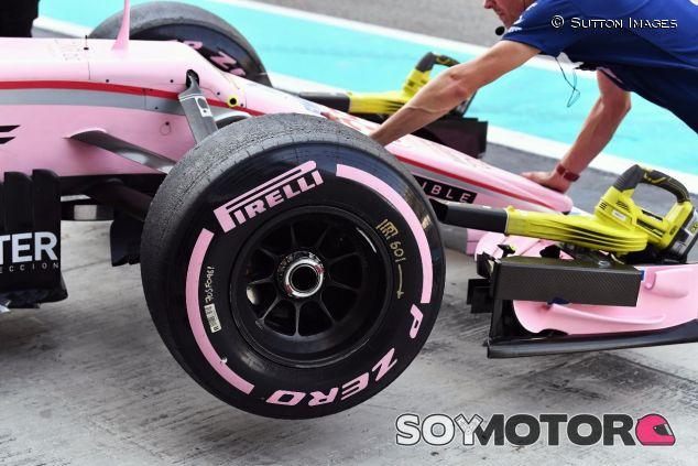 Neumático hiperblando de Pirelli – SoyMotor.com