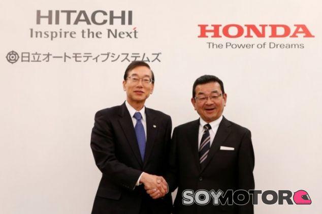 Honda y Hitachi desarrollarán juntos motores eléctricos - SoyMotor.com