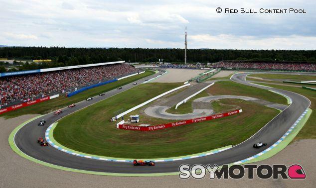 Hockenheim durante la carrera esta temporada - LaF1