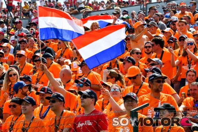 """La F1 tranquiliza sobre el GP de Holanda: """"Tenemos un plan B"""" - SoyMotor.com"""