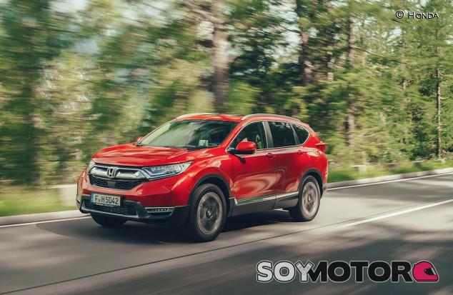 Honda CR-V 2018: sin miedo a nada… y sin Diesel