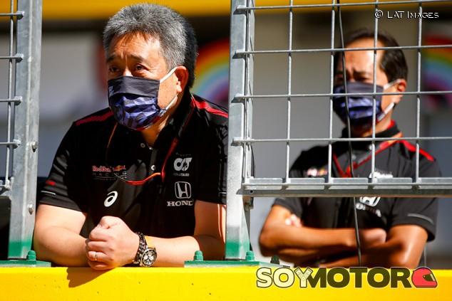 Cumbre Red Bull-Honda en Silverstone sobre la distancia con Mercedes - SoyMotor.com