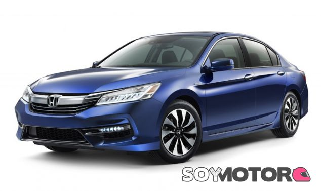 Honda espera duplicar la producción de 14.000 unidades anuales del Accord Hybrid - SoyMotor
