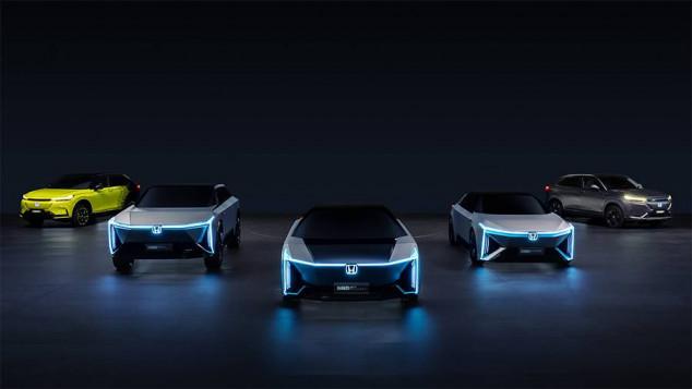 Honda hace un nuevo paso hacia la electrificación