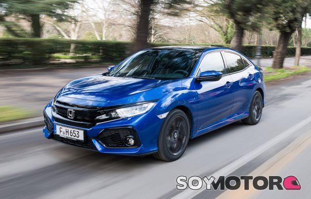 Honda Civic 5 puertas 1.6 i-DTEC - SoyMotor.com