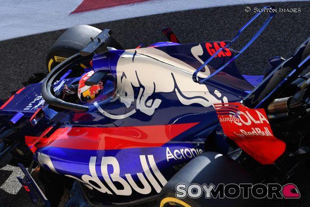 Toro Rosso correrá con motor Honda en 2018 - SoyMotor