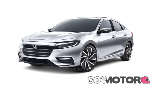 Así es el Honda Insight Prototype - SoyMotor
