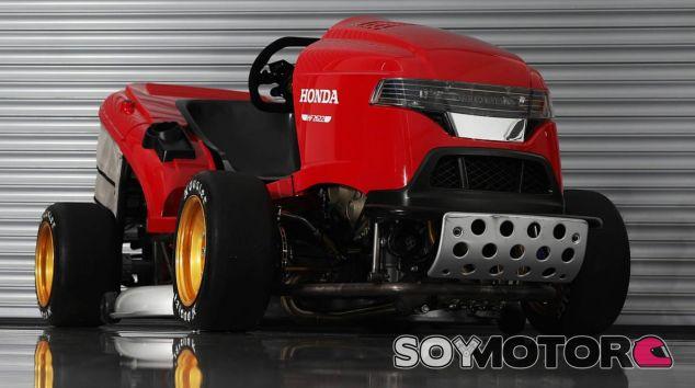 Honda Mean Mower V2c - SoyMotor.com