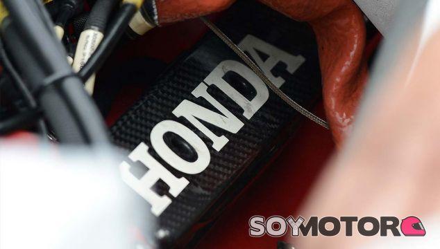 Así es el motor Honda que lleva Alonso en Indianápolis - SoyMotor.com